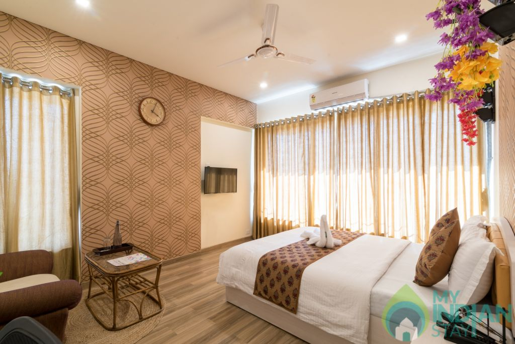 Bedroom 2 in a Serviced Apartment in Mumbai, Maharashtra