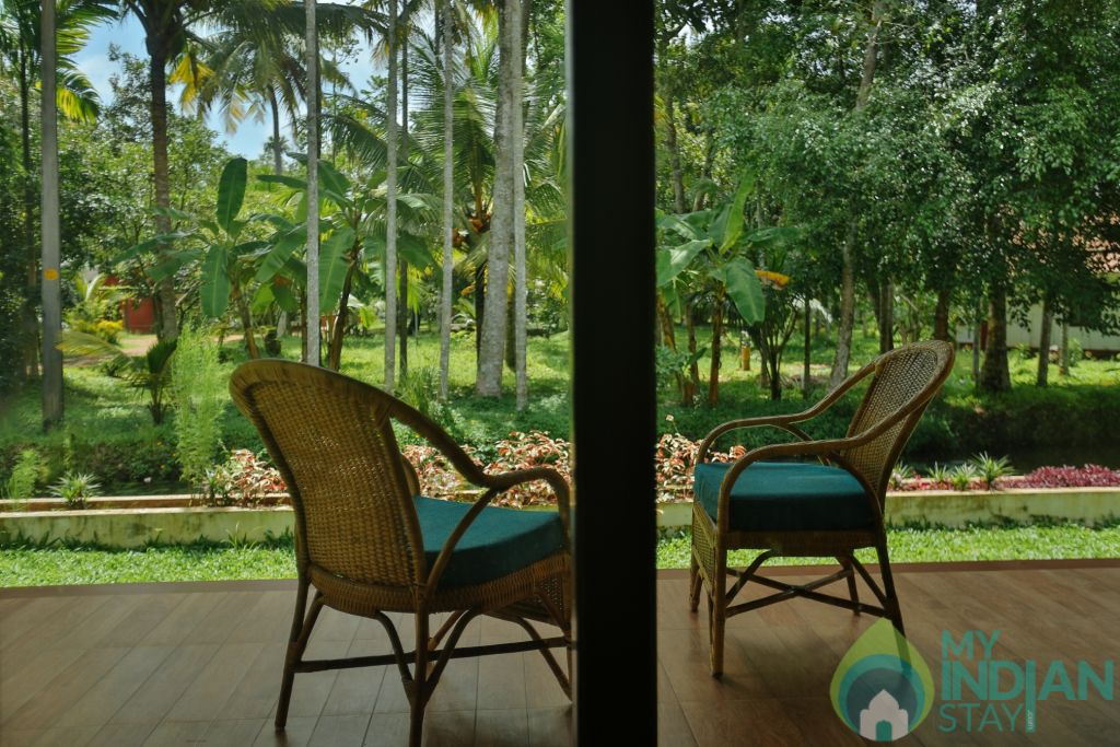 Garden-Villa-Sitout in a Cottage/Huts in Alappuzha, Kerala