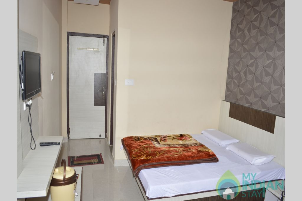 Double Bed Air Cooled in a Hotel in Ajmer, Rajasthan