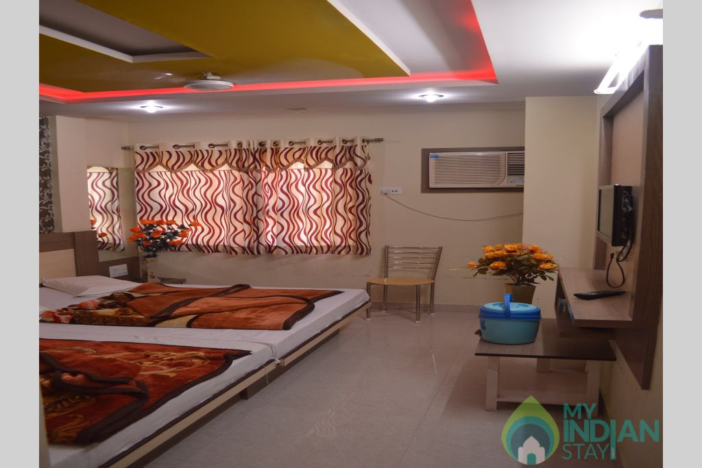 Five Bed Super Deluxe A in a Hotel in Ajmer, Rajasthan