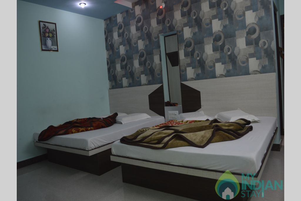 Four Bed Air Cooled 1 in a Hotel in Ajmer, Rajasthan