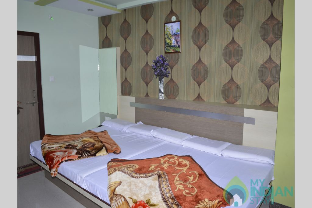 Four Bed Air cooled in a Hotel in Ajmer, Rajasthan