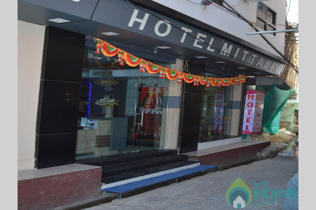 Front Hotel in a Hotel in Ajmer, Rajasthan