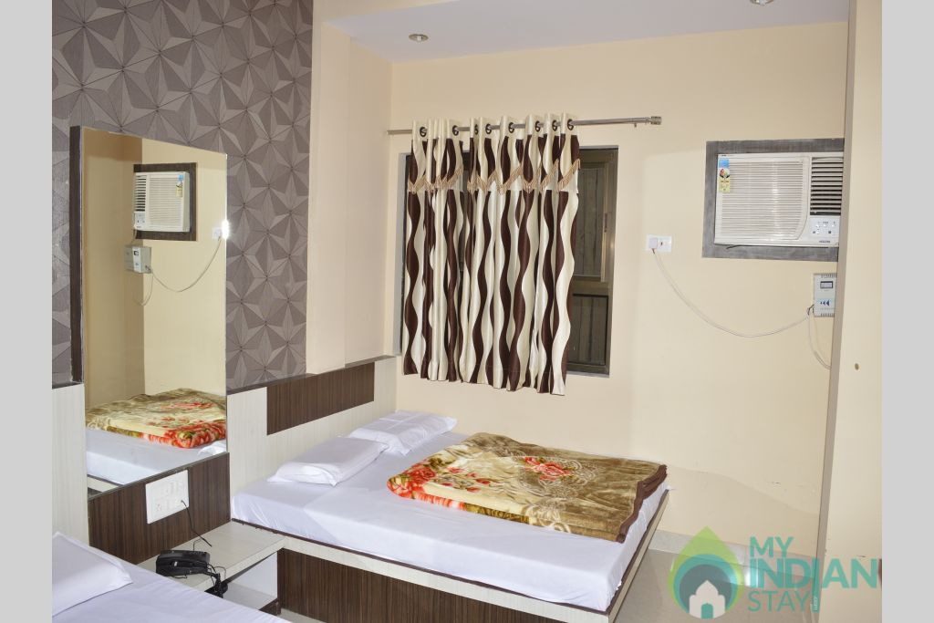 Three Bed Deluxe A in a Hotel in Ajmer, Rajasthan