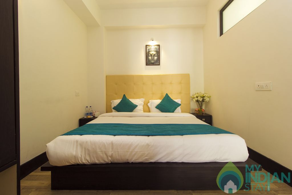 Bedroom 2 in a Serviced Apartment in Gangtok, Sikkim