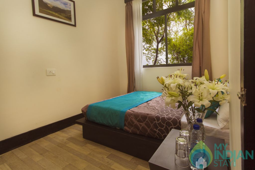Bedroom 3 in a Serviced Apartment in Gangtok, Sikkim