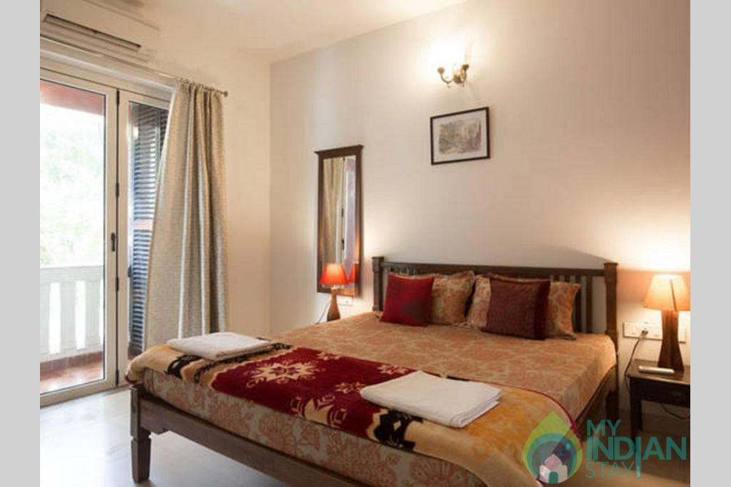 0c822149-d425-4cec-a8db-4102f3e9c6d0 in a Self Catered Apartment in Candolim, Goa