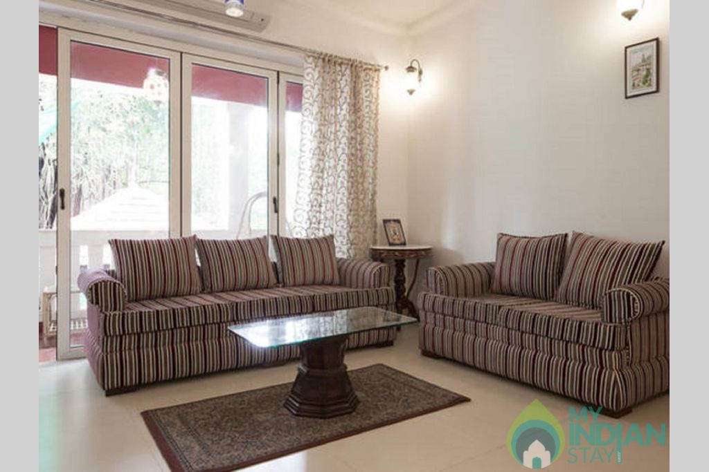 03c26b95-9cda-440a-a708-7c4172e55cf4 in a Self Catered Apartment in Candolim, Goa