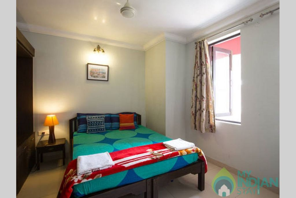 6ce16109-8dd6-4963-86d9-c82256b2b8af in a Self Catered Apartment in Candolim, Goa