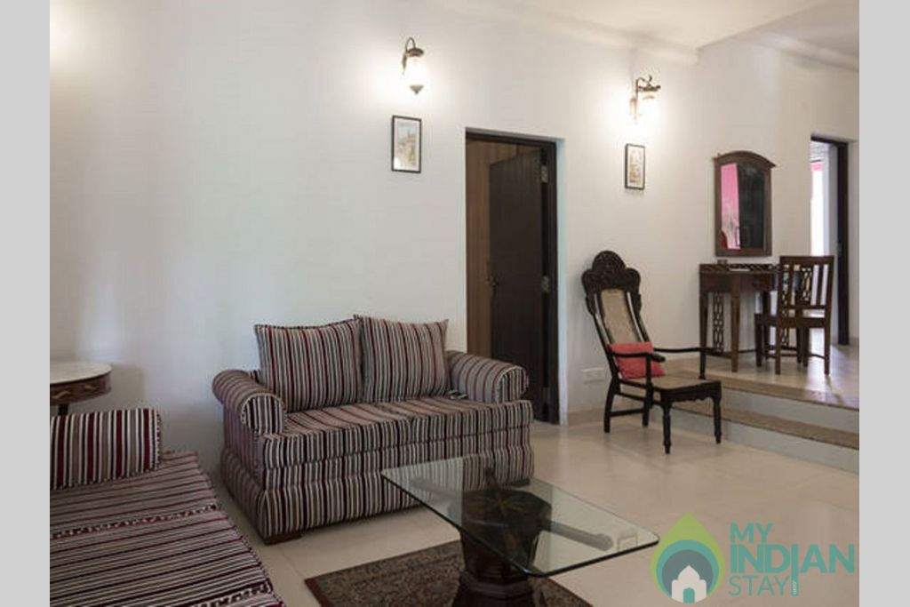 34ed52a7-56ff-412d-8916-fc9be07480df in a Self Catered Apartment in Candolim, Goa