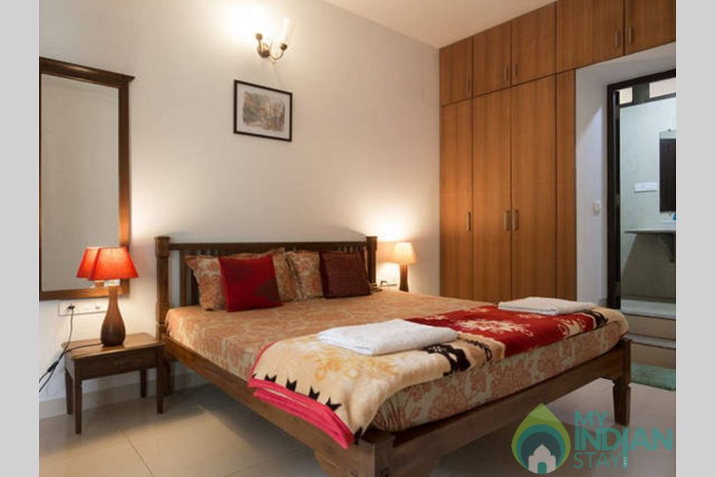 86f36d3b-1a99-411c-a7f5-7f6d96d13d56 in a Self Catered Apartment in Candolim, Goa
