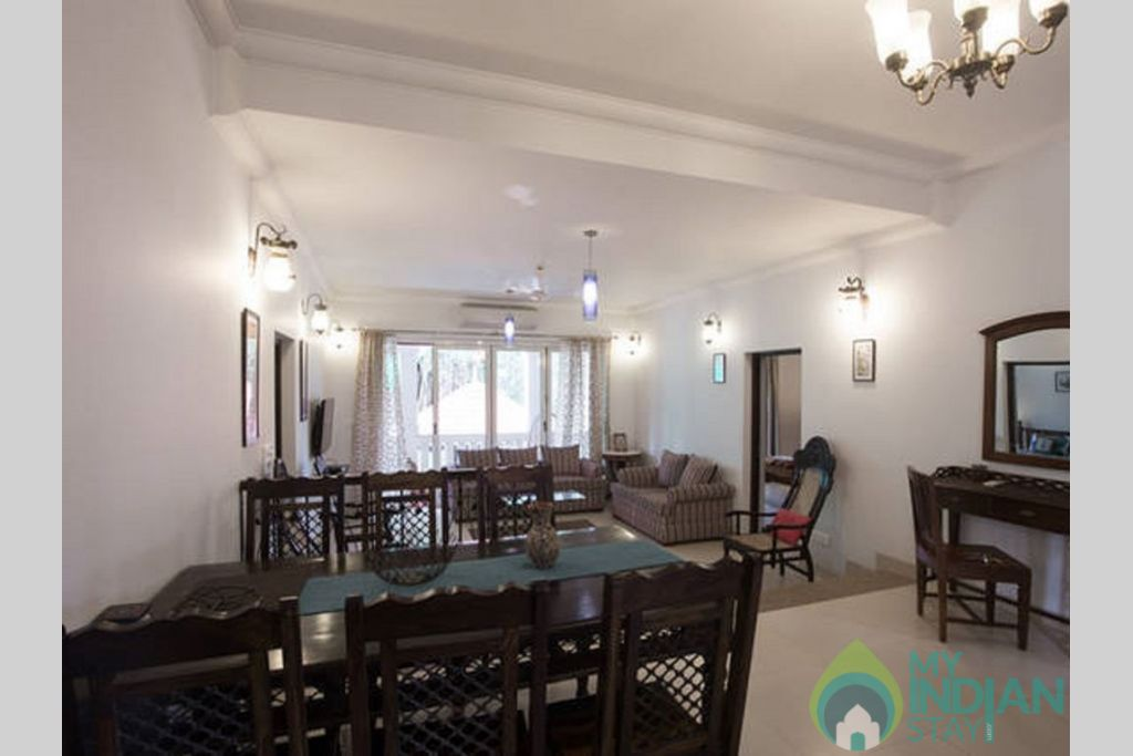 3527c301-6295-4ccd-803a-298e9bd8cb67 in a Self Catered Apartment in Candolim, Goa