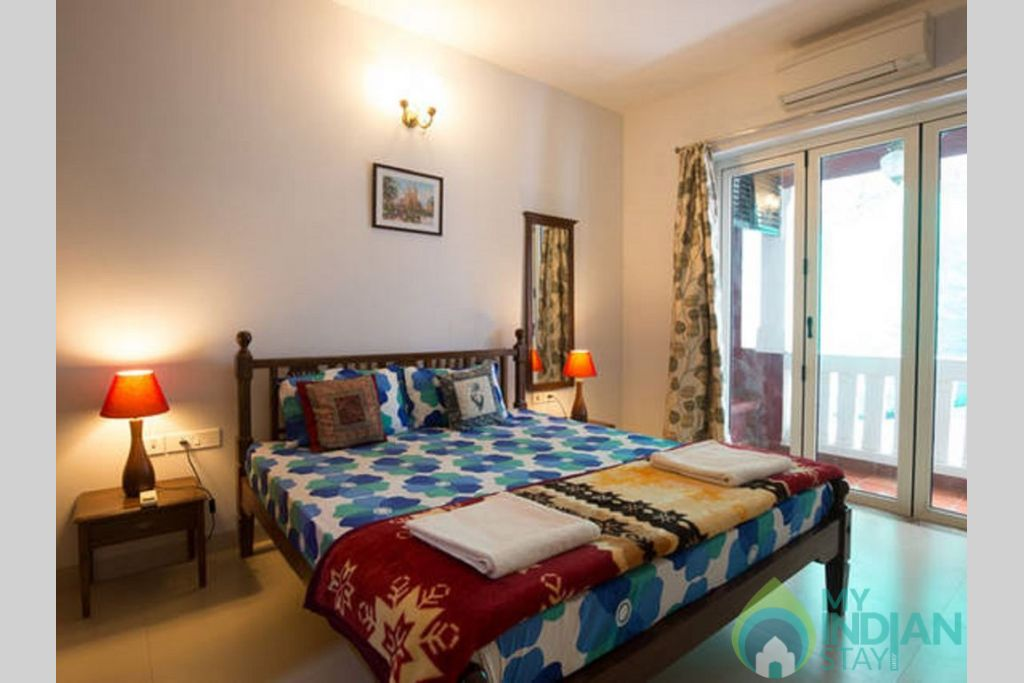 6694bab1-8d75-43af-8b79-590df464e867 in a Self Catered Apartment in Candolim, Goa
