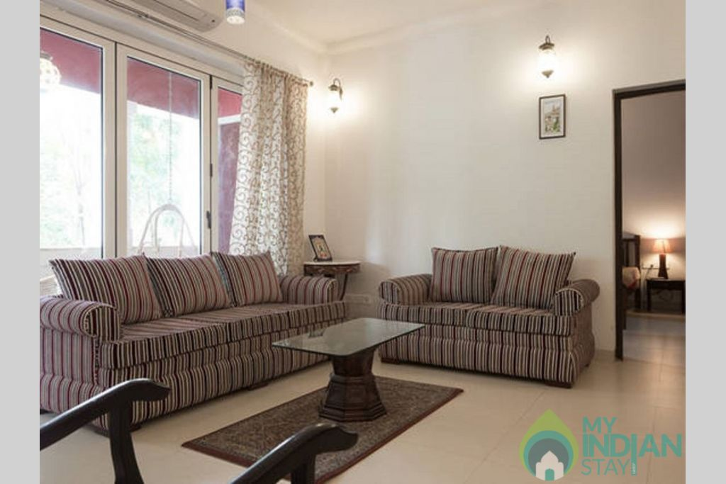 d8e8d940-c670-4510-8db0-d6c59f8574a1 in a Self Catered Apartment in Candolim, Goa