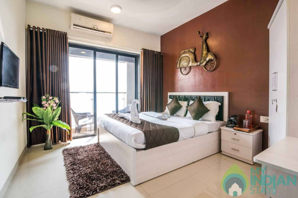 5 (Copy) - Copy in a Serviced Apartment in Mumbai, Maharashtra