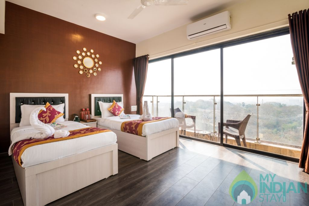 11 (Copy) in a Serviced Apartment in Mumbai, Maharashtra