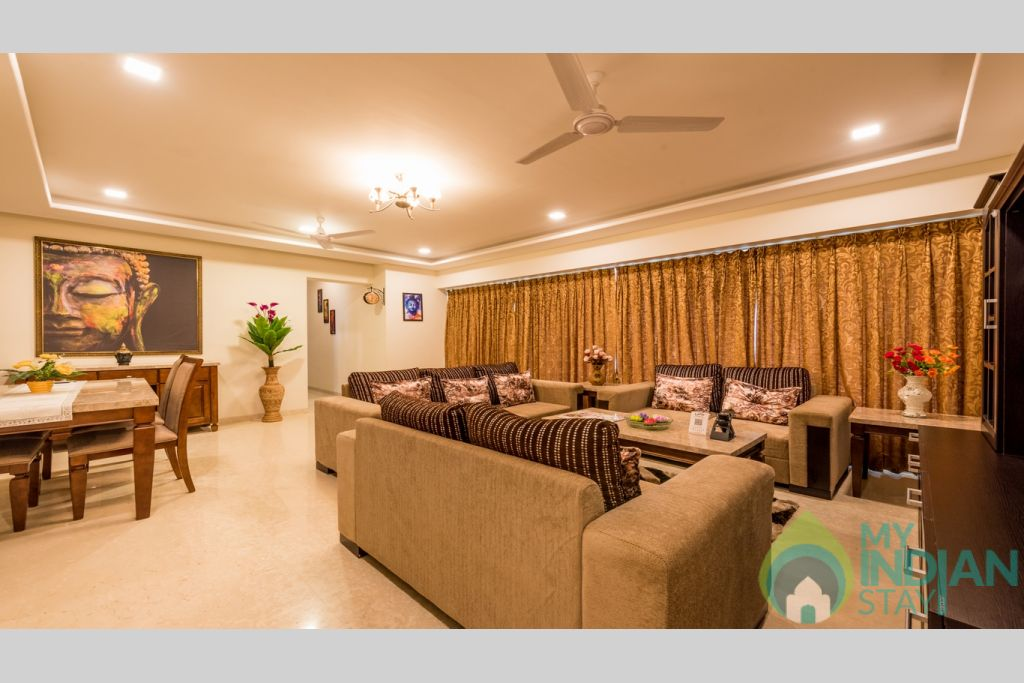 2 (Copy) in a Serviced Apartment in Mumbai, Maharashtra
