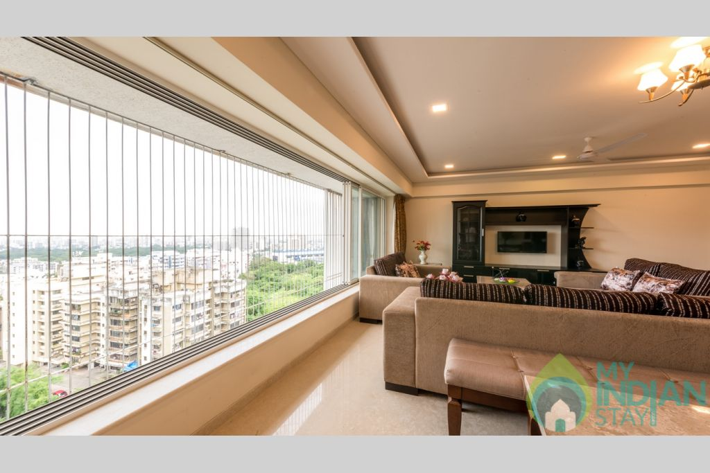 8 (Copy) in a Serviced Apartment in Mumbai, Maharashtra