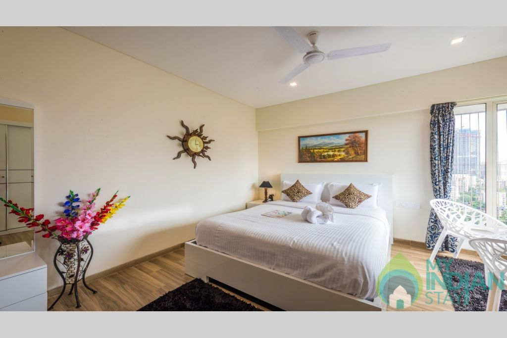14 (Copy) in a Serviced Apartment in Mumbai, Maharashtra
