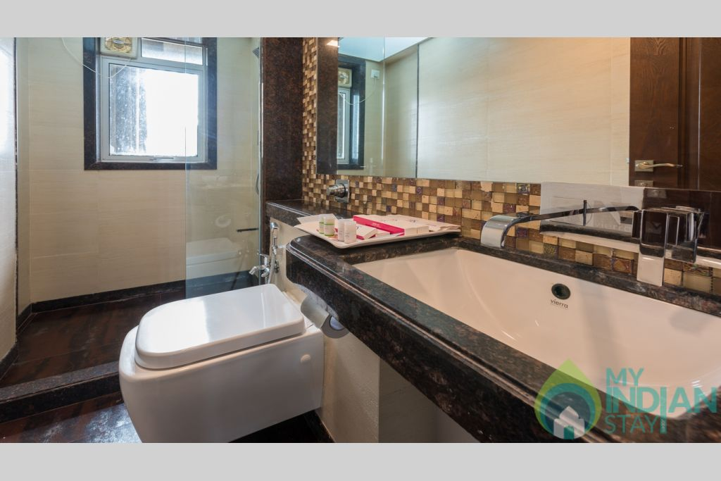 16 (Copy) in a Serviced Apartment in Mumbai, Maharashtra