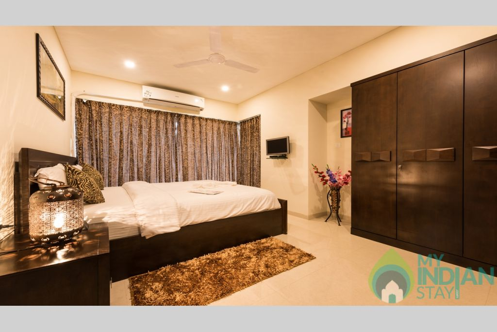 17 (Copy) in a Serviced Apartment in Mumbai, Maharashtra