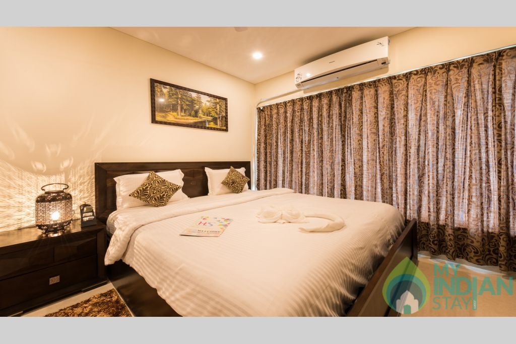 20 (Copy) in a Serviced Apartment in Mumbai, Maharashtra