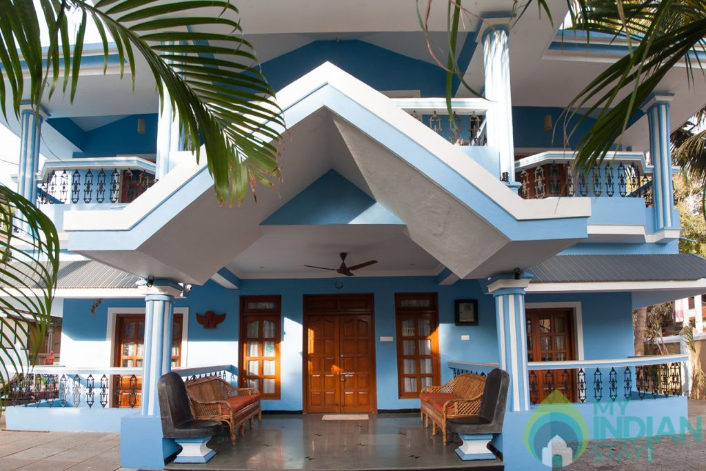 Villa Calangute blends architecture and design to deliver a breathtaking holiday experience in a Villa in Calangute, Goa