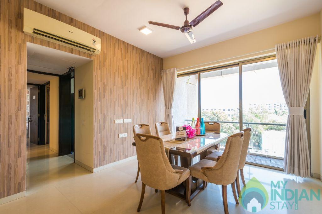 1 (Copy) in a Serviced Apartment in Mumbai, Maharashtra
