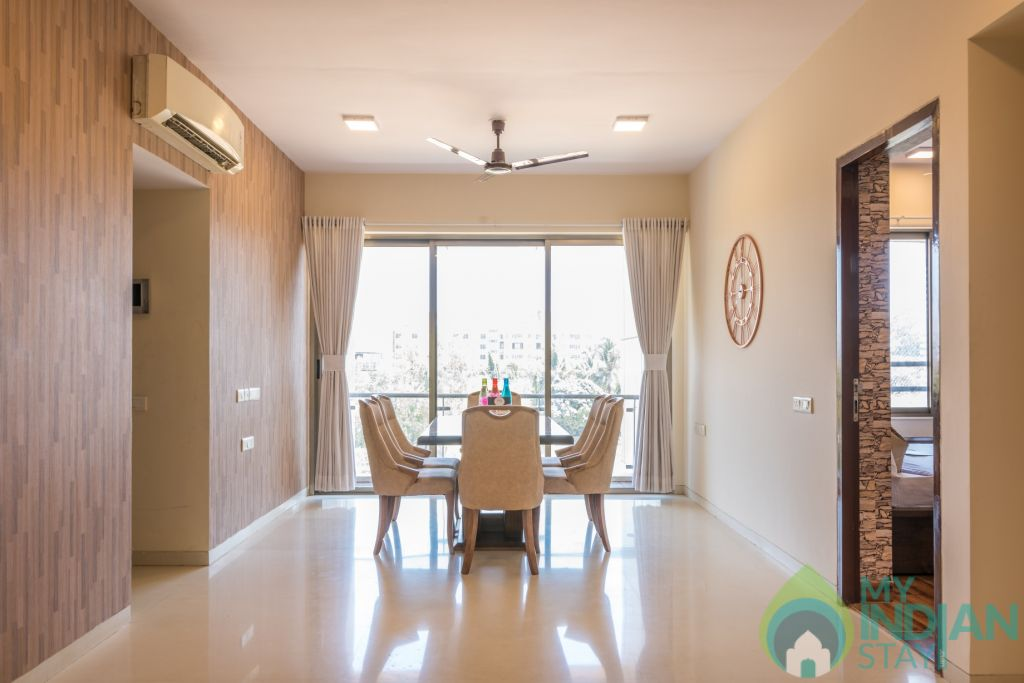 3 (Copy) in a Serviced Apartment in Mumbai, Maharashtra