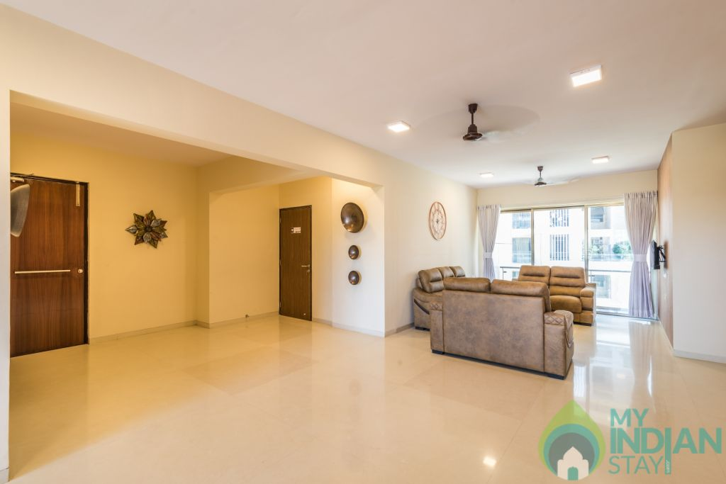 4 (Copy) in a Serviced Apartment in Mumbai, Maharashtra