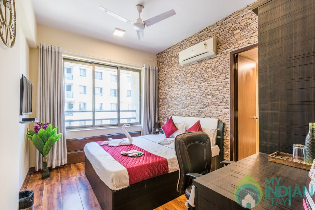 22 (Copy) in a Serviced Apartment in Mumbai, Maharashtra