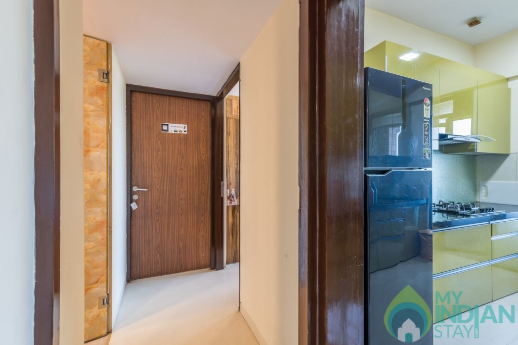 34 (Copy) in a Serviced Apartment in Mumbai, Maharashtra