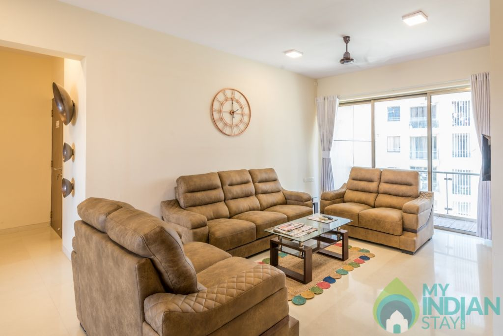 5 (Copy) in a Serviced Apartment in Mumbai, Maharashtra