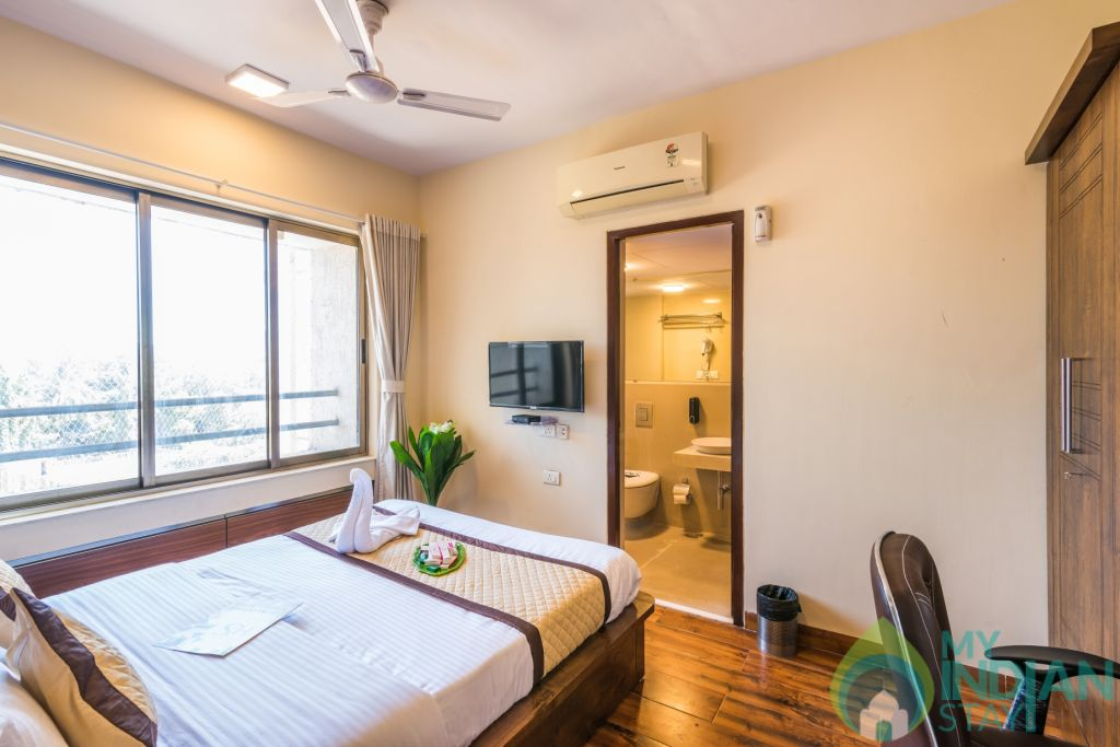 10 (Copy) in a Serviced Apartment in Mumbai, Maharashtra