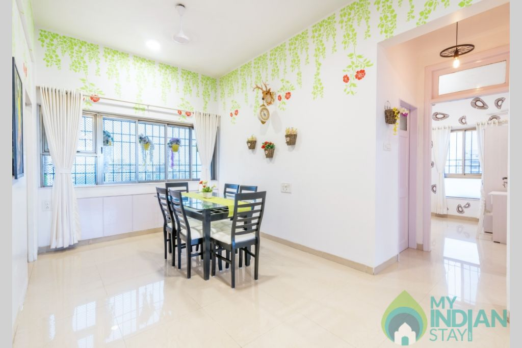 6 (Copy) (Copy) in a Serviced Apartment in Kalanagar, Maharashtra