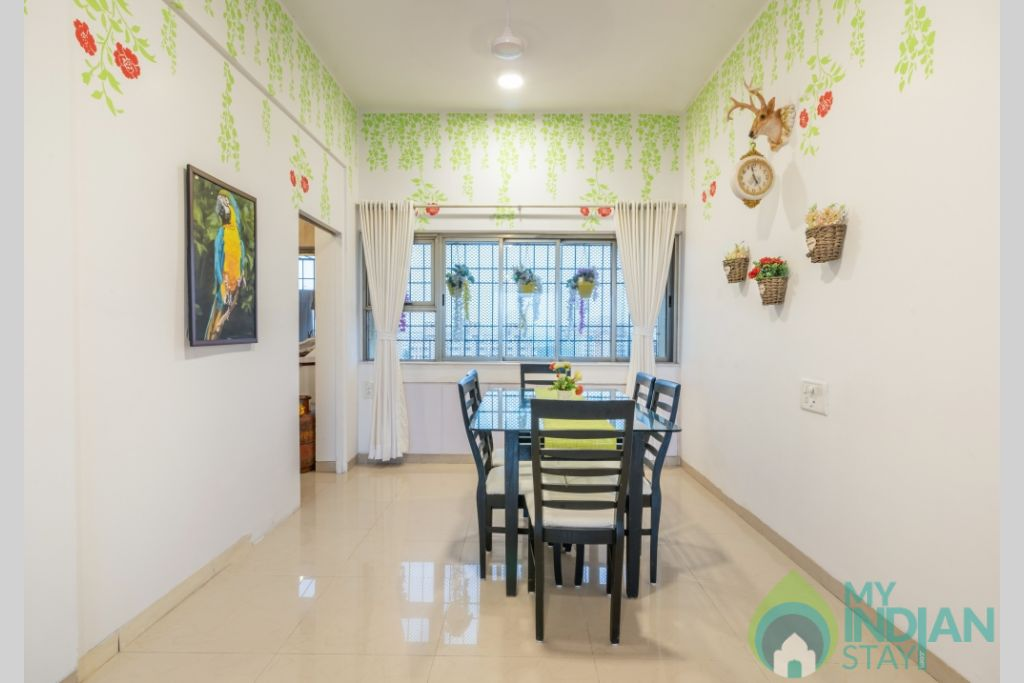 7 (Copy) (Copy) in a Serviced Apartment in Kalanagar, Maharashtra