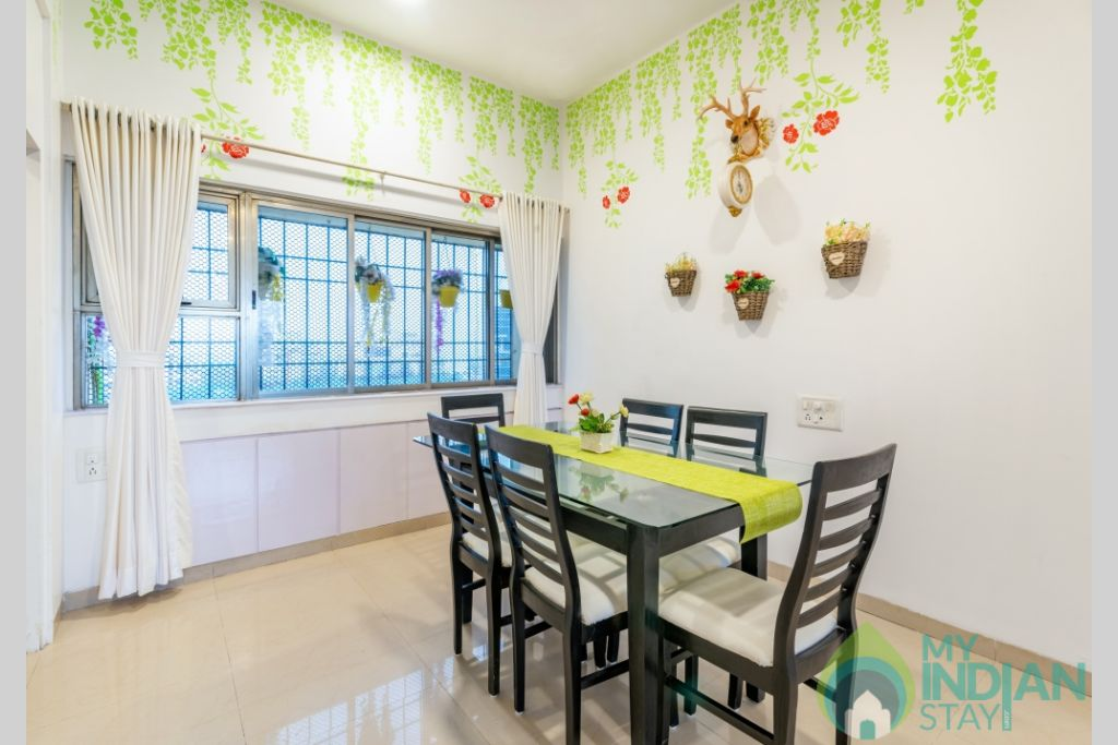 8 (Copy) (Copy) in a Serviced Apartment in Kalanagar, Maharashtra
