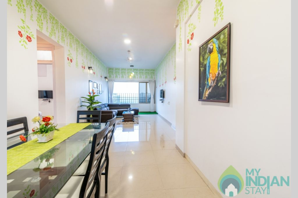 10 (Copy) (Copy) in a Serviced Apartment in Kalanagar, Maharashtra