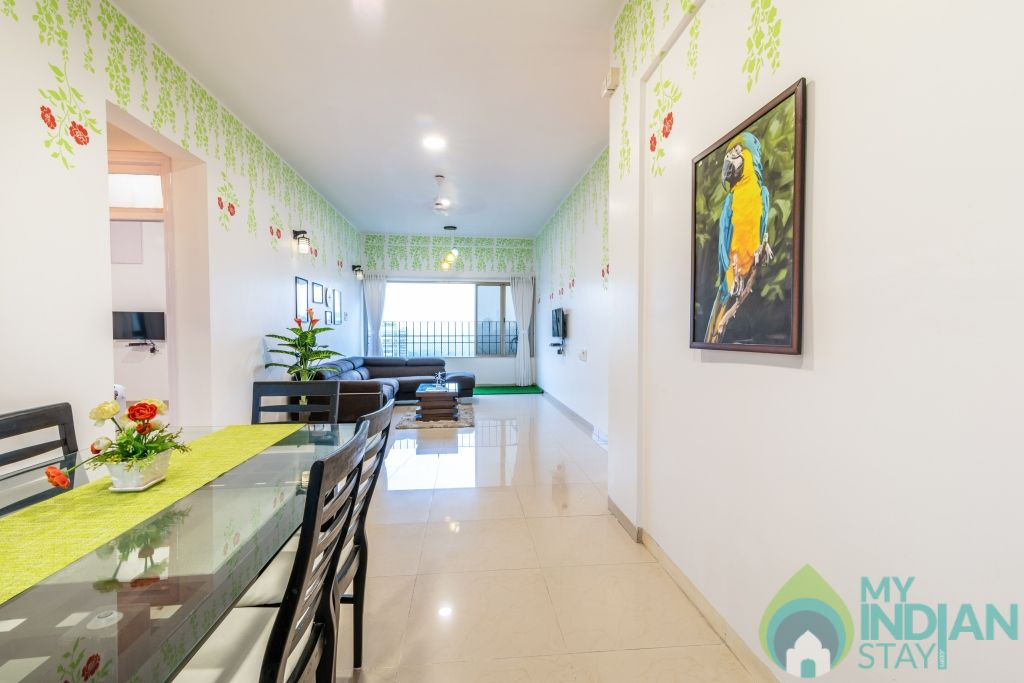 10 (Copy) (Copy) in a Serviced Apartment in Mumbai, Maharashtra