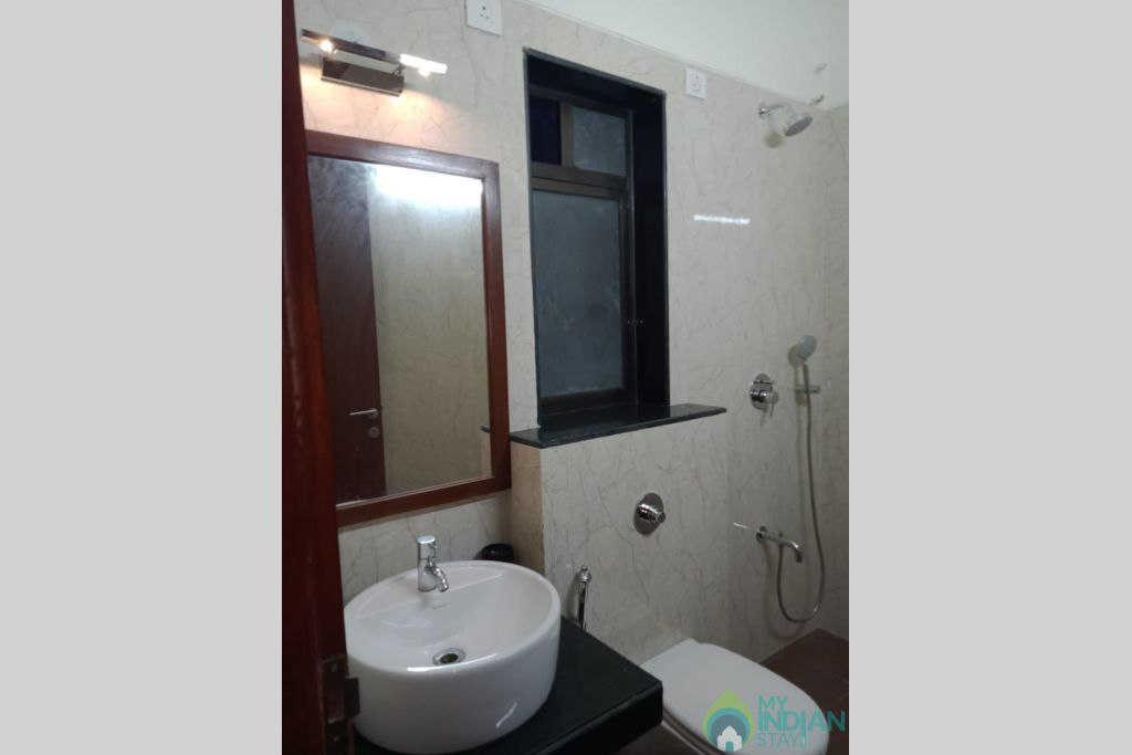 85c6c569-54ce-4479-bd37-944f00a48410 in a Self Catered Apartment in Reis Magos, Goa