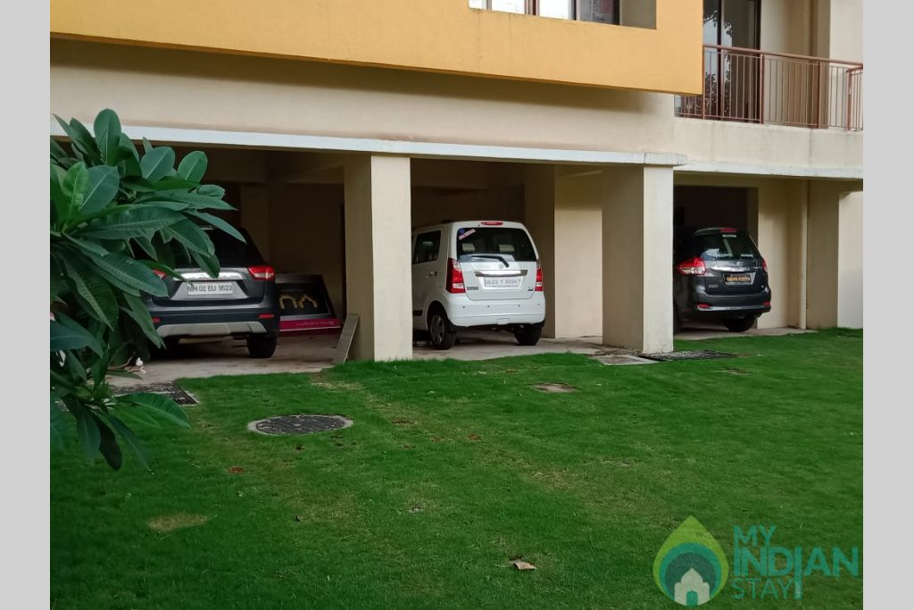 168e6989-050a-4535-9ca8-defbdf2605c3 in a Self Catered Apartment in Reis Magos, Goa