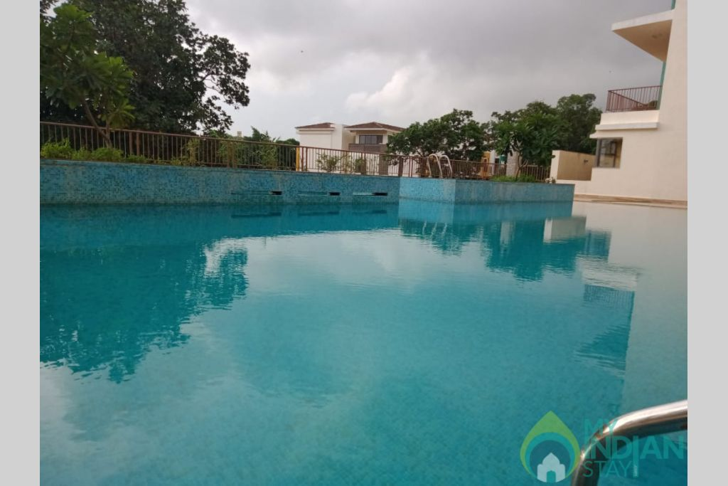 732ea7be-0e37-48bd-985d-d43384dbd331 in a Self Catered Apartment in Reis Magos, Goa