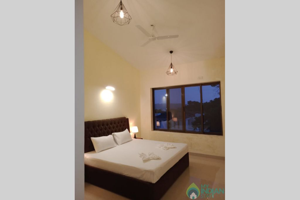 1189b7bd-3672-41ce-87e5-e454e1539c4e in a Self Catered Apartment in Reis Magos, Goa