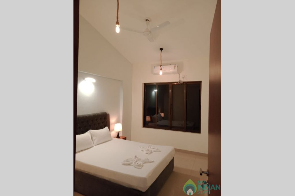 8765f839-ce50-4cc0-8fe9-3d9cb0abcd41 in a Self Catered Apartment in Reis Magos, Goa