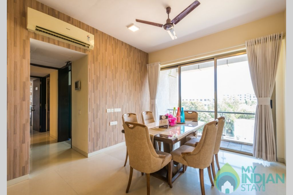 1 (Copy) (Copy) in a Serviced Apartment in Mumbai, Maharashtra