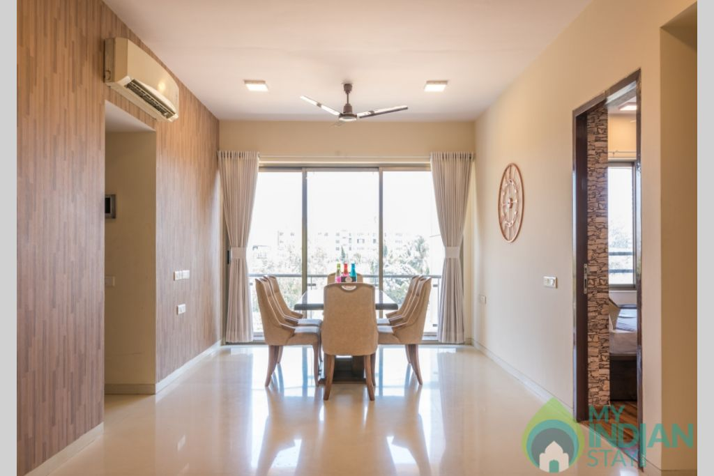 3 (Copy) (Copy) in a Serviced Apartment in Mumbai, Maharashtra