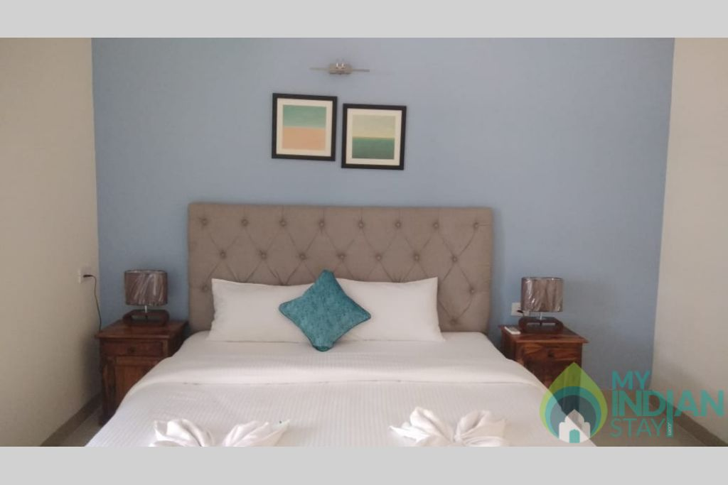 1 in a Serviced Apartment in Penha de França, Goa