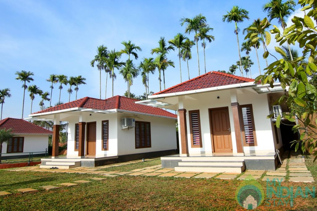 Cottages_ext1 in a Resort in Wayanad, Kerala