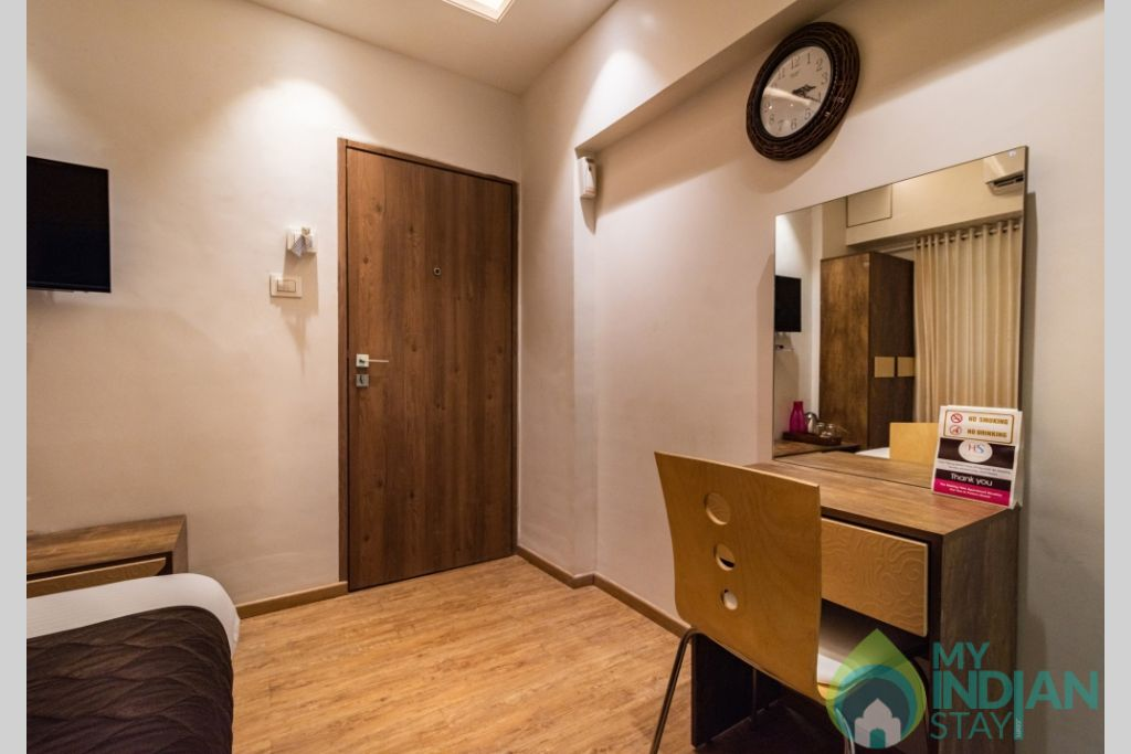 40 (Copy) in a Serviced Apartment in Mumbai, Maharashtra