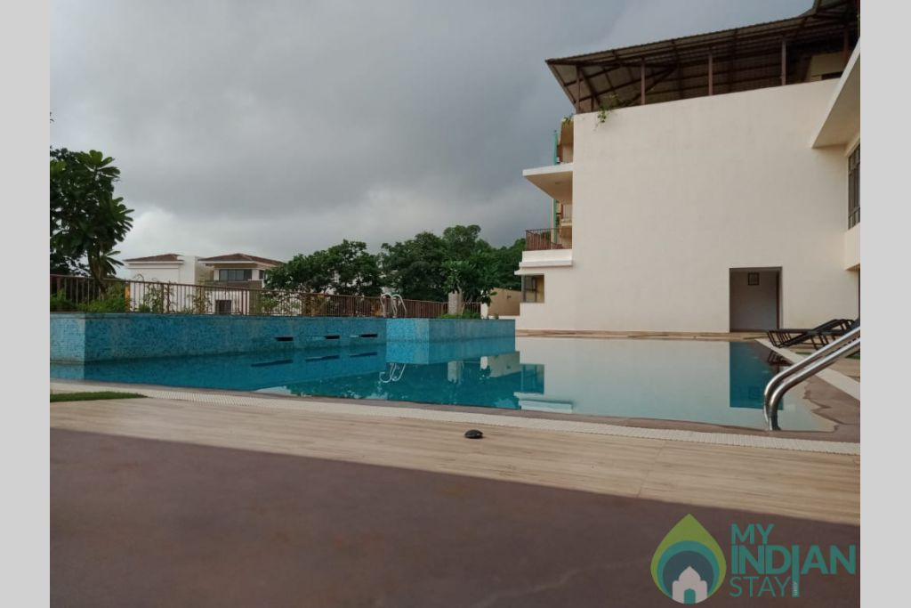 0 in a Self Catered Apartment in Reis Magos, Goa